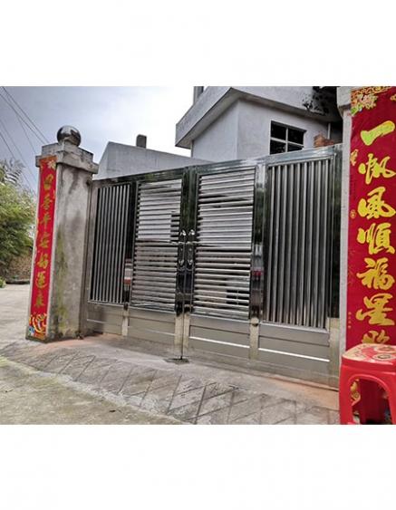 赣州不锈钢庭院门