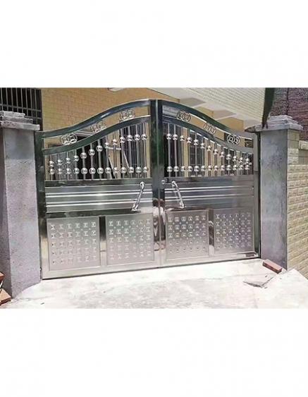 石城不锈钢大门