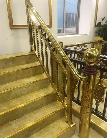 不锈钢楼梯护栏